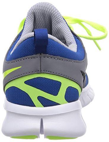 Nike Air Max 270 Jacquard Shoe - Blue Image 2