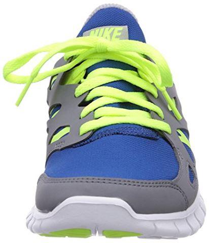 Nike Air Max 270 Jacquard Shoe - Blue Image 4