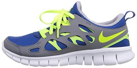 Nike Air Max 270 Jacquard Shoe - Blue Image 5