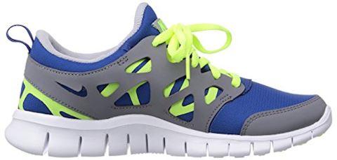 Nike Air Max 270 Jacquard Shoe - Blue Image 6