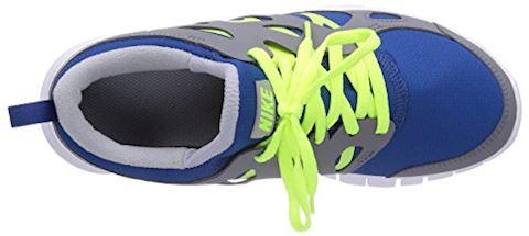 Nike Air Max 270 Jacquard Shoe - Blue Image 7