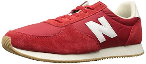 New Balance  U220  women's Shoes (Trainers) in red Image