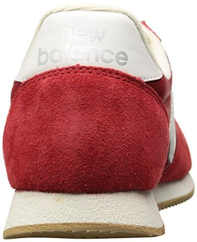 New Balance  U220  women's Shoes (Trainers) in red Image 2