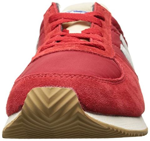 New Balance  U220  women's Shoes (Trainers) in red Image 4