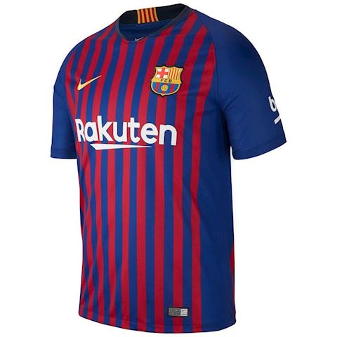 Nike Barcelona Mens SS Home Shirt 2018/19