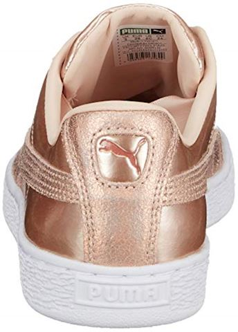 buy popular ef05a 5f256 Puma BASKET HEART LUNAR LUX JR girls's Shoes (Trainers) in Pink