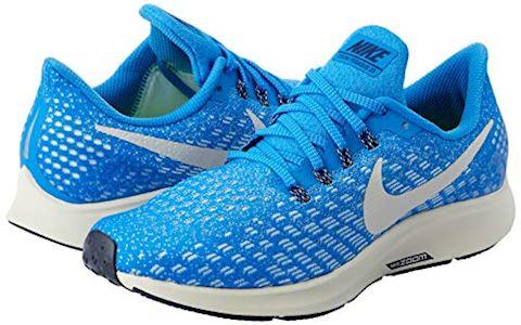 Nike Air Zoom Pegasus 35 Men's Running Shoe - Blue Image 5