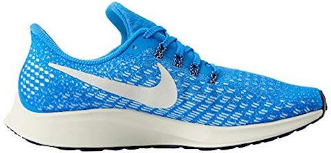 Nike Air Zoom Pegasus 35 Men's Running Shoe - Blue Image 6