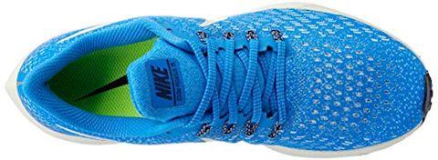 Nike Air Zoom Pegasus 35 Men's Running Shoe - Blue Image 7