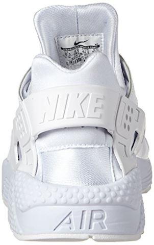 Nike Air Huarache Men's Shoe - White Image 2