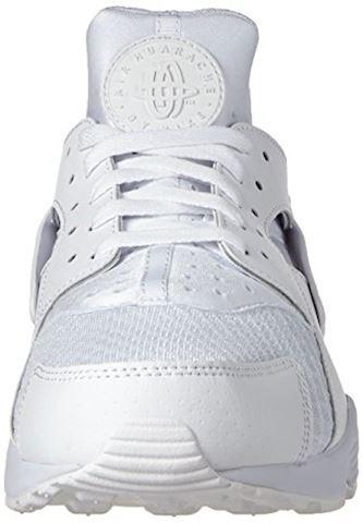 Nike Air Huarache Men's Shoe - White Image 4