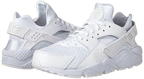 Nike Air Huarache Men's Shoe - White Image 5
