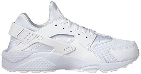 Nike Air Huarache Men's Shoe - White Image 6
