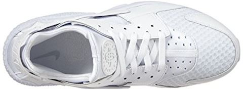Nike Air Huarache Men's Shoe - White Image 7