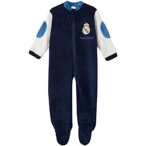 4e84f3a5c Real Madrid Fleece Onesie - Navy - Child | FTY-AE-0689 | FOOTY.COM