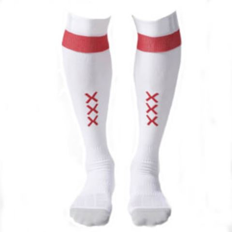 adidas Ajax Mens Home Socks 2017/18