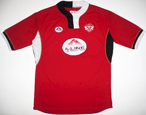 Kettering Town Mens SS Home Shirt 2007/08 Image