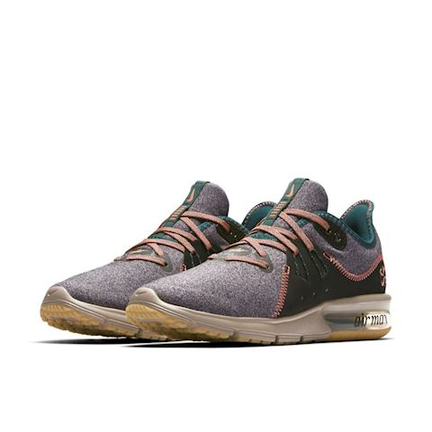 Nike Air Max Sequent 3 Premium V Women's Running Shoe - Grey Image 2