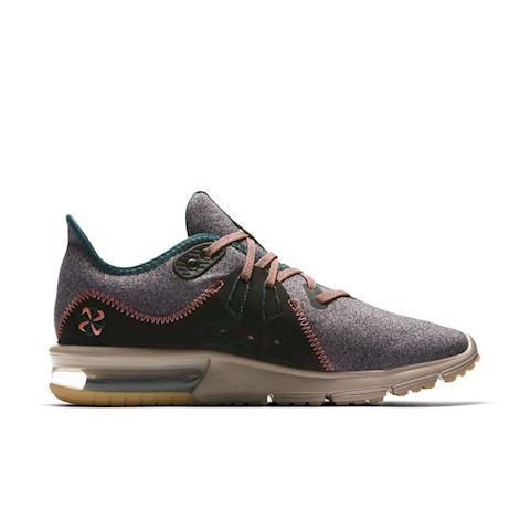 Nike Air Max Sequent 3 Premium V Women's Running Shoe - Grey Image 3