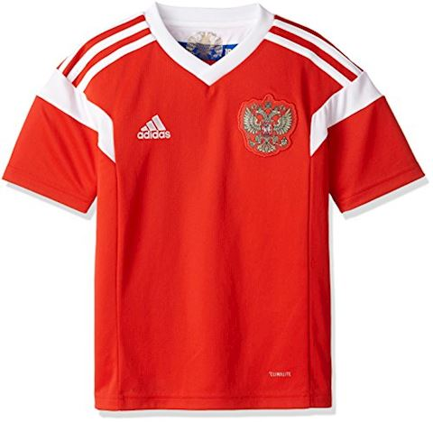 adidas Russia Kids SS Home Shirt 2018 Image