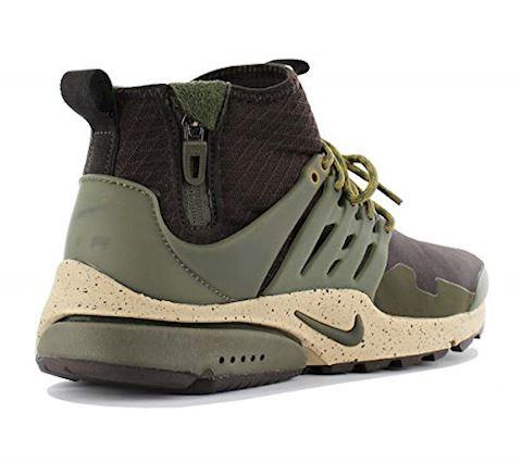 Nike Air Presto Mid Utility Men's Shoe - Brown Image 3