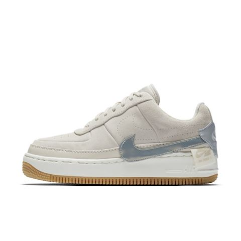 cheap for discount d07ad abbc6 Nike Air Force 1 Jester Suede Metallic Women's Shoe - Cream