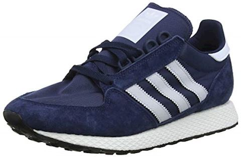 adidas  OREGON  women's Shoes (Trainers) in Blue Image