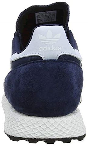 adidas  OREGON  women's Shoes (Trainers) in Blue Image 2
