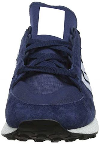 adidas  OREGON  women's Shoes (Trainers) in Blue Image 4
