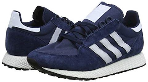 adidas  OREGON  women's Shoes (Trainers) in Blue Image 5