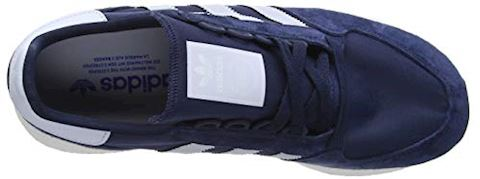 adidas  OREGON  women's Shoes (Trainers) in Blue Image 7