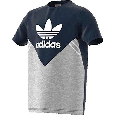 adidas Fleece Tee Image 3