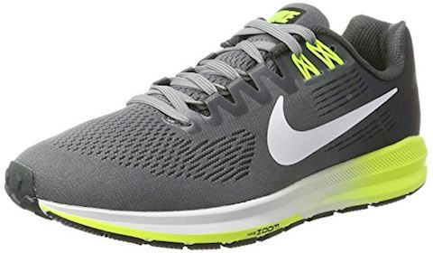 Nike Air Zoom Structure 21 Men's Running Shoe - Grey Image