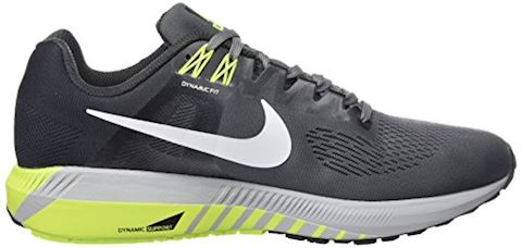 Nike Air Zoom Structure 21 Men's Running Shoe - Grey Image 13