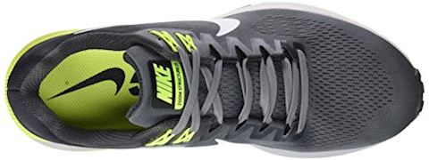 Nike Air Zoom Structure 21 Men's Running Shoe - Grey Image 14