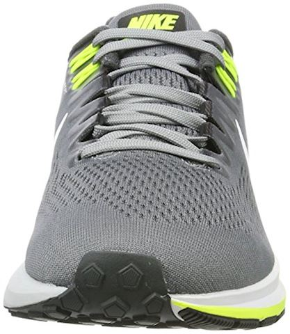 Nike Air Zoom Structure 21 Men's Running Shoe - Grey Image 4