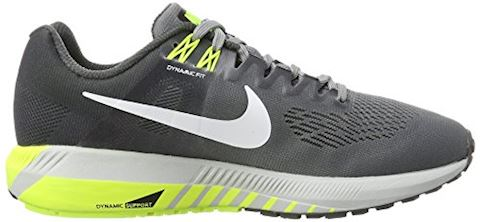 Nike Air Zoom Structure 21 Men's Running Shoe - Grey Image 6