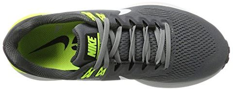 Nike Air Zoom Structure 21 Men's Running Shoe - Grey Image 7