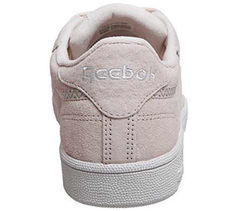 Reebok Classic  CLUB C 85 TRIM NBK  women's Shoes (Trainers) in Beige Image 11
