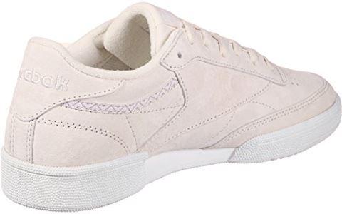 Reebok Classic  CLUB C 85 TRIM NBK  women's Shoes (Trainers) in Beige Image 15