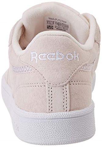 Reebok Classic  CLUB C 85 TRIM NBK  women's Shoes (Trainers) in Beige Image 2