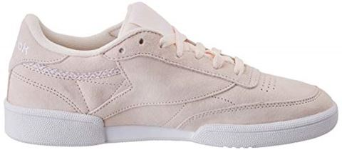 Reebok Classic  CLUB C 85 TRIM NBK  women's Shoes (Trainers) in Beige Image 6