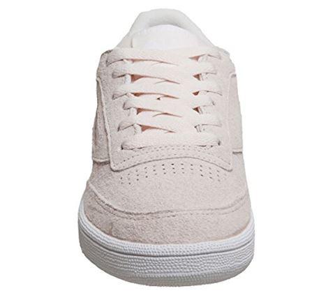 Reebok Classic  CLUB C 85 TRIM NBK  women's Shoes (Trainers) in Beige Image 10