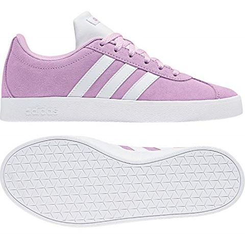 adidas VL Court 2.0 Shoes Image 8