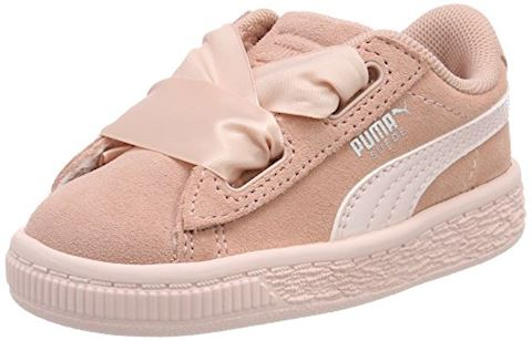 Puma Suede Heart Jewel Baby Trainers Image