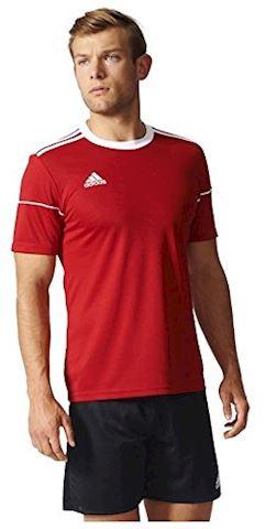 adidas Squadra 17 SS Jersey Power Red White Image 3