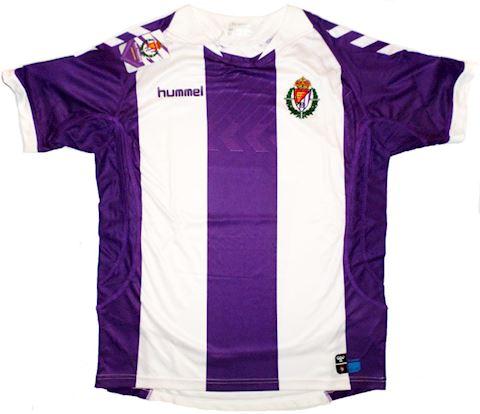 Hummel Valladolid Mens SS Home Shirt 2013/14 Image