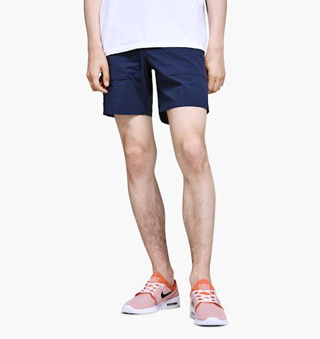 Nike SB Flex Everett Men's Shorts - Blue Image