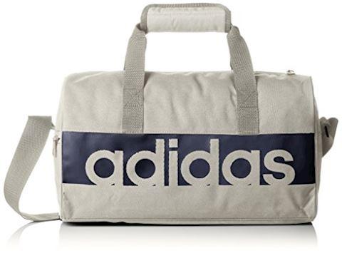 7c4ddb04f170fa adidas Linear Performance Duffel Bag Small | CF3452 | FOOTY.COM