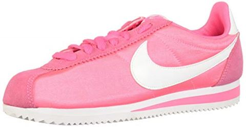 timeless design c1642 d7d69 Nike CLASSIC CORTEZ NYLON W women's Shoes (Trainers) in Pink